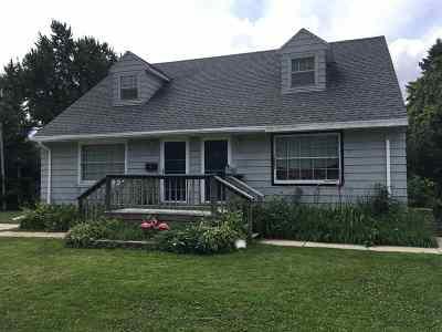 Oregon Multi Family Home For Sale: 447 N Oak St