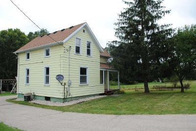 Sauk City Single Family Home For Sale: 7459 Hwy 78