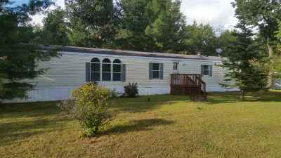 Friendship WI Single Family Home For Sale: $77,500