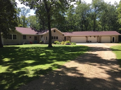 Columbus Single Family Home For Sale: N3545 Mohr Rd
