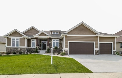 Waunakee Single Family Home For Sale: 840 Walter Run