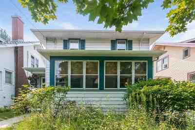 Madison Single Family Home For Sale: 422 Sidney St