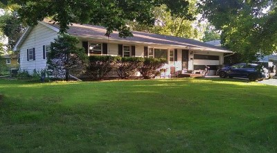 Monona Single Family Home For Sale: 706 Greenway Rd