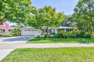Madison Single Family Home For Sale: 5002 Manor Cross
