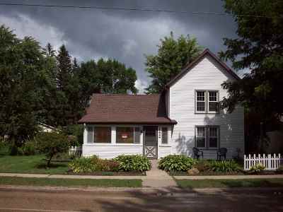 Black Earth Single Family Home For Sale: 1224 Madison St