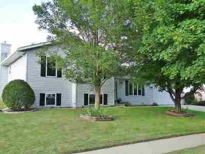 Dane County Single Family Home For Sale: 662 Meadowview Ln
