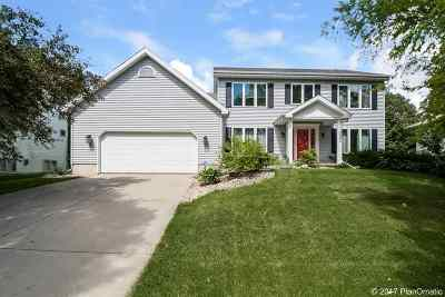 Madison Single Family Home For Sale: 3402 Country Grove Dr