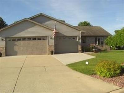 Janesville Single Family Home For Sale: 4014 Sandstone Dr