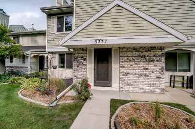 Middleton Condo/Townhouse For Sale: 3234 Patty Ln