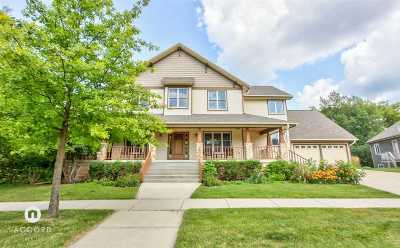 Waunakee Single Family Home For Sale: 1610 Brookside Ln