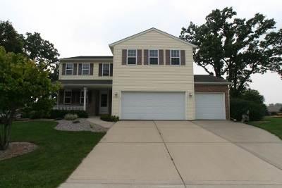 Milton Single Family Home For Sale: 259 E Saint Mary St