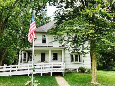 Sauk City Single Family Home For Sale: E9526 County Road O