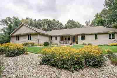 Milton Single Family Home For Sale: 9836 N Clear Lake Rd