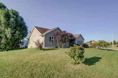 Evansville Single Family Home For Sale: 541 W Main St