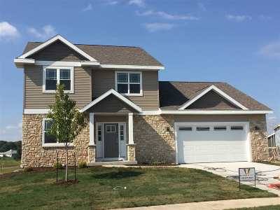 Madison Single Family Home For Sale: 9940 Shining Willow St