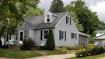 Madison Single Family Home For Sale: 3822 Birch Ave