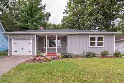 Madison Single Family Home For Sale: 218 Glenway St