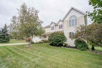 Fitchburg Single Family Home For Sale: 5700 Frusher Ln