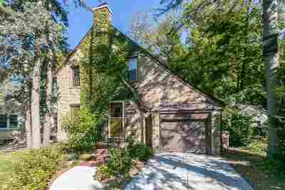 Madison Single Family Home For Sale: 4124 Paunack Ave