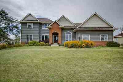 Waunakee Single Family Home For Sale: 6471 Harvest Moon Ct