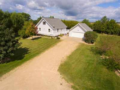 Arlington Single Family Home For Sale: W6576 Hwy 60
