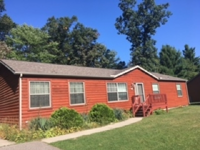 Wisconsin Dells Single Family Home For Sale: 357 Oakbrook Dr