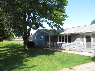 Middleton Single Family Home For Sale: 7156 County Road K