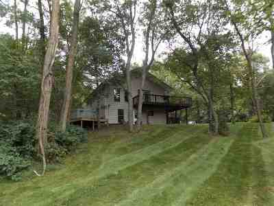 Wisconsin Dells Single Family Home For Sale: W1720 Southern Rd