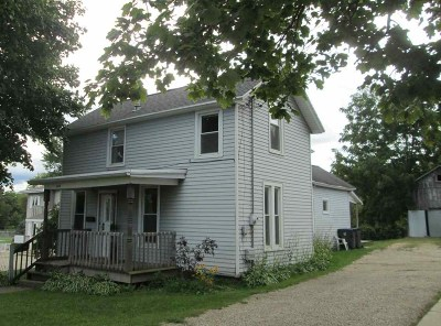 Evansville Single Family Home For Sale: 329 Union St