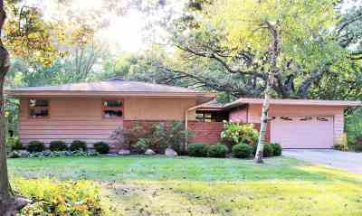 Madison Single Family Home For Sale: 314 Robin Pky