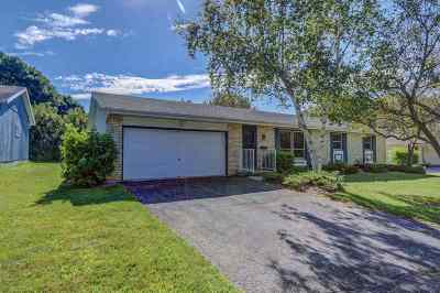 Madison Single Family Home For Sale: 2705 Whitlock Rd
