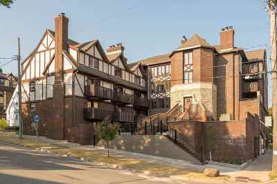 Madison Condo/Townhouse For Sale: 340 N Allen St #10