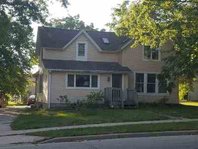 Dane County Single Family Home For Sale: 311 Hubbell St