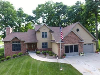 Rock County Single Family Home For Sale: 766 E Wildwood Way