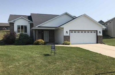 Evansville Single Family Home For Sale: 56 Cortland Dr