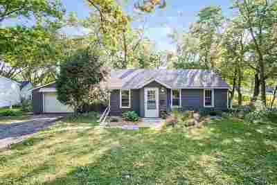 Madison WI Single Family Home For Sale: $165,000