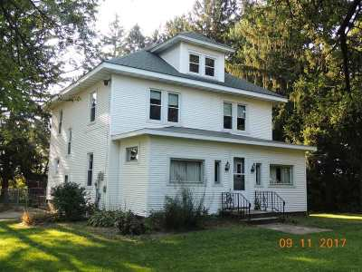 Fitchburg Single Family Home For Sale: 2517 County Road Mm