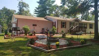Wisconsin Dells Single Family Home For Sale: 117 Lake Shore Dr