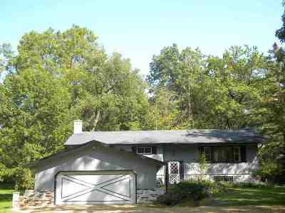 Dane County Single Family Home For Sale: 2142 Sand Hill Rd