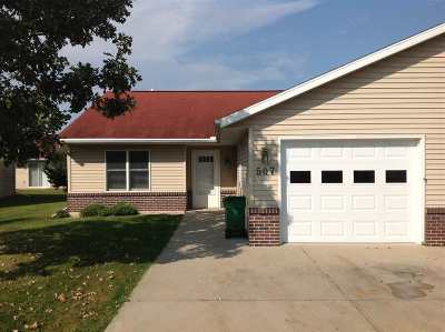 Evansville Condo/Townhouse For Sale: 507 Golden Grove Dr