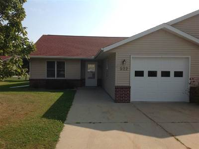 Evansville Condo/Townhouse For Sale