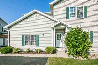 Madison Condo/Townhouse For Sale: 3727 Maple Grove Dr