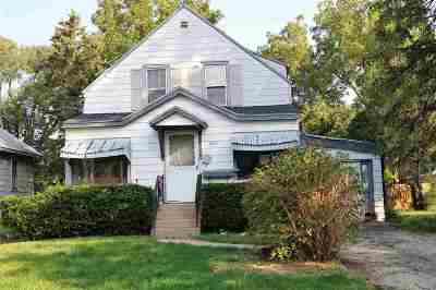 Madison WI Single Family Home For Sale: $116,000