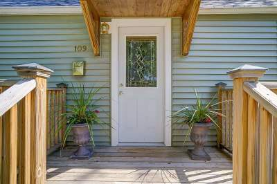 Madison Single Family Home For Sale: 109 Farrell St
