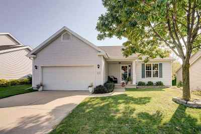 Madison WI Single Family Home For Sale: $259,000