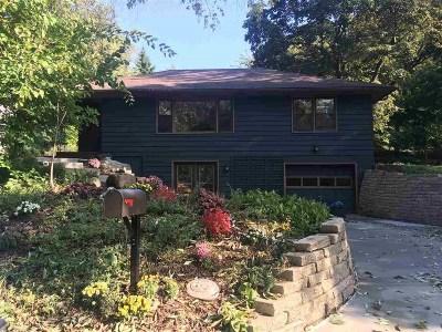 Madison Single Family Home For Sale: 1727 Baker Ave