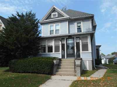 Columbus Single Family Home For Sale: 319 N Ludington St
