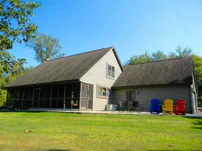 Beloit Single Family Home For Sale: 4097 S Gesley Rd