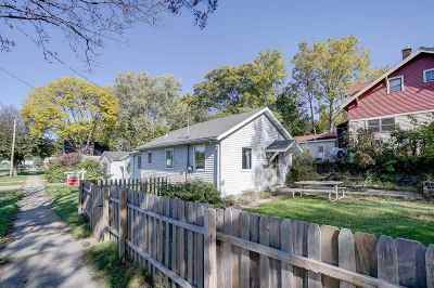 Madison WI Single Family Home For Sale: $175,000