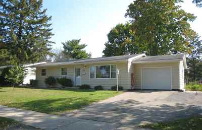 Dane County Single Family Home For Sale: 483 Rushmore Ln